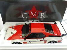 CMR BMW M1 ProCar Series Niki Lauda #5 1979 Winner 1:12 Scale Resin Model Car