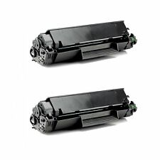2 X MICR Toner Cartridge for HP Laserjet P1005 P1006 M1212nf M1134 CB435A HP 35A