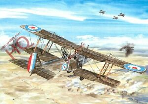 Picture Postcard::ROYAL AIRCRAFT FACTORY R.E.8, TONY THEOBALD