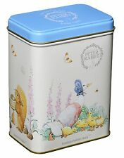 NEW ENGLISH TEAS EARL GREY TEA IN PETER RABBIT COLLECTION TIN