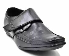 Tanggo Jonas Loafers Formal Shoes Leather Black Shoes Slip-On for Men Size 45