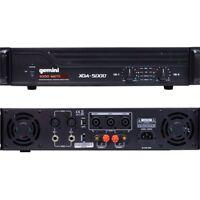 GEMINI XGA 5000 amplificatore finale stereo da 5000 watt NUOVO GARANZIA ITALIANA