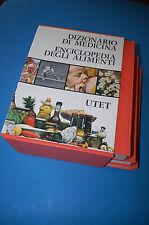 Dizionario di Medicina - Enciclopedia Degli Alimenti 3 Volumi, Utet