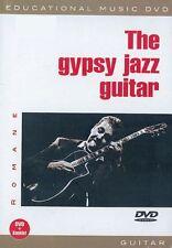 Romane la Gypsy Jazz Guitar Guitarra Aprende A Tocar Música Musique Dvd