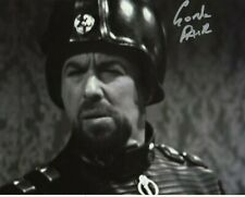 Doctor Who Autograph: GORDON FAITH (The Enemy of the World) Signed Photo
