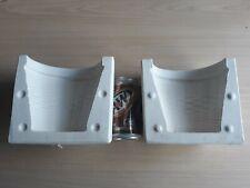 Spectrum 261 Wicker Basket Planter Slip Casting Ceramic Mold #755
