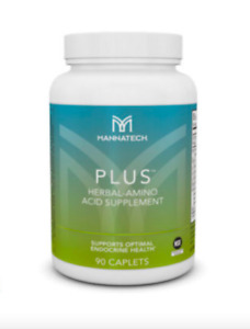 Mannatech PLUS herbal amino acid Endocrine Support 90 caplets READ THE LISTING