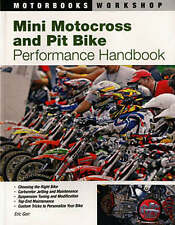 Mini Motocross and Pit Bike Performance Handbook by Eric Gorr (Paperback, 2008)