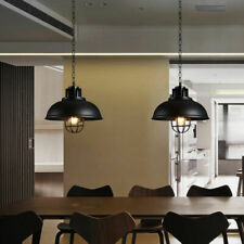 Black Pendant Lighting Bar Lamp Kitchen Vintage Pendant Light Home Ceiling Light