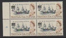 Elizabeth II (1952-Now) Block Tristanian Stamps