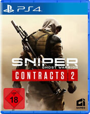 Sniper Ghost Warrior contracts 2-ps4/PlayStation 4-nuevo con embalaje original-de versión