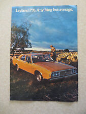 Leyland P76 advertising brochure