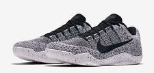 Nike KOBE XI Elite Low Beethoven Mens Shoes 10 White Black 822675 100 Oreo