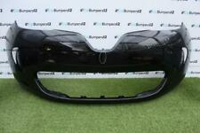 Bumper Protector Lip Guard Cover Renault Zoe 2013