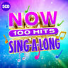 Various Artists : Now 100 Hits: Sing-a-long CD Box Set 5 discs (2019) ***NEW***