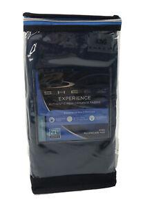Sheex Experience Cooler Performance Fabric Pillowcase Pair King Navy