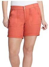 Midnight Affair Size 10 NWT Women's Gloria Vanderbilt Ultra Twill Shorts Clothing, Shoes & Accessories