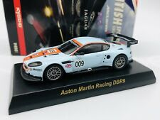 Kyosho 1/64 ASTON MARTIN Racing DBR9 Gulf #009 Diecast Car