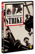 Strike (1925) Sergei M. Eisenstein, Grigori Aleksandrov / DVD, NEW