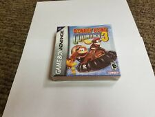 Donkey Kong Country 3 (Nintendo Game Boy Advance, 2005) new