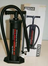 INTEX 3 Düsen im Lieferumfang enthalten Luftpumpe Manuelle Matratzenpumpe