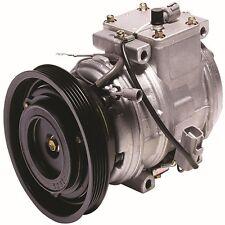 DENSO 471-1156 New Compressor And Clutch