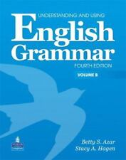 Understanding and Using English Grammar B and Audio CD (without Answer Key) by B