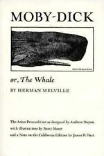 Moby Dick , Herman Melville, paperback reprint of the Arion Press edition, 1983