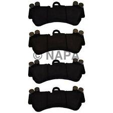 Disc Brake Pad Set-DOHC, 24 Valves Front NAPA/RAYLOC SAFETY STOP-RSS SS7911M