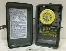 Intermatic T101R Series 40 Amp 120Volt 24-Hour Mechanical Time Switch