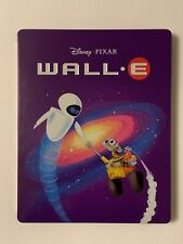 Wall-E Best Buy Exclusive 4K UHD + Blu-ray SteelBook - No Digital