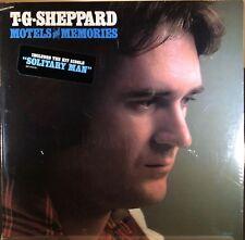 T.G. Sheppard - Motels and Memories - Melodyland - 1976 - Vinyl - SEALED