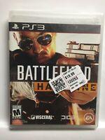 Battlefield Hardline (Sony PlayStation 3,PS3) Brand New Factory Sealed! USA!