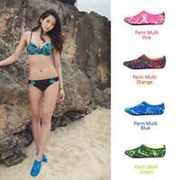 Women & Men Water Shoes Aqua Socks Diving Socks Wetsuit Non-slip Swim Beach X0M0