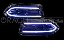 2015 Dodge Charger SRT8 ORACLE ColorSHIFT LED DRL Kit + Fog Light Halos & Remote