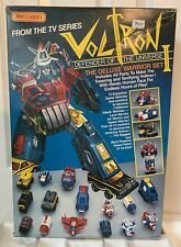 1982 Matchbox Voltron 1 Deluxe Warrior 15-Vehicle Set FULL-SIZE 15-Inch VINTAGE