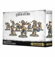 Stormcast Eternals Liberators - Warhammer Age of Sigmar - Brand New! 96-10