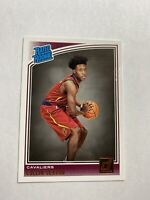 2018-19 Panini Donruss Collin Sexton Rated Rookie RC #180 Cavaliers