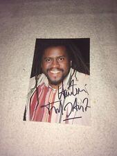Tonton David Photo Dedicace Autograph