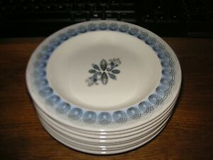 WEDGWOOD ERIC RAVILIOUS PERSEPHONE SIDE PLATE 6 INCHES DIAMETER.