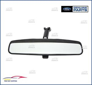 OEM FORD Rear View Mirror w/ Manual Dimming Ford E-Series SuperDuty 6U5Z17700A