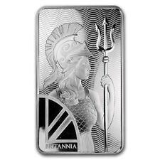 100 oz Silver Bar - The Royal Mint Britannia - SKU #178946