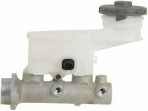 For 2007-2008 Honda Fit Brake Master Cylinder Cardone 89663QX