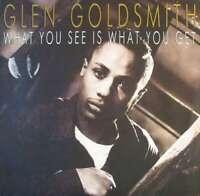 Glen Goldsmith - What You See Is What You Get (LP Vinyl Schallplatte - 41653