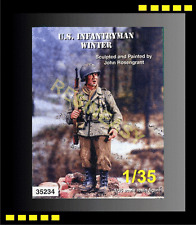 Warriors 1/35 US Infantry winter #35234