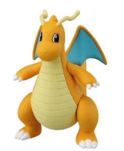 "GENUINE Dragonite Pokémon GO MONCOLLE MS-25 2"" Figure TOMY Japan Original"