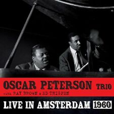 Oscar Peterson - Live in Amsterdam 1960 [New CD]