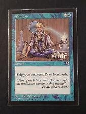 MEDITARE - MEDITATE ENG - MTG MAGIC [MF]