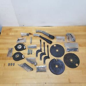 Roovers Misc. Spare Parts For T10 Metal Tape Embossing Machine - USED