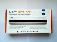 Neat Receipts Mobile Scanner and Digital Filing System NM-1000